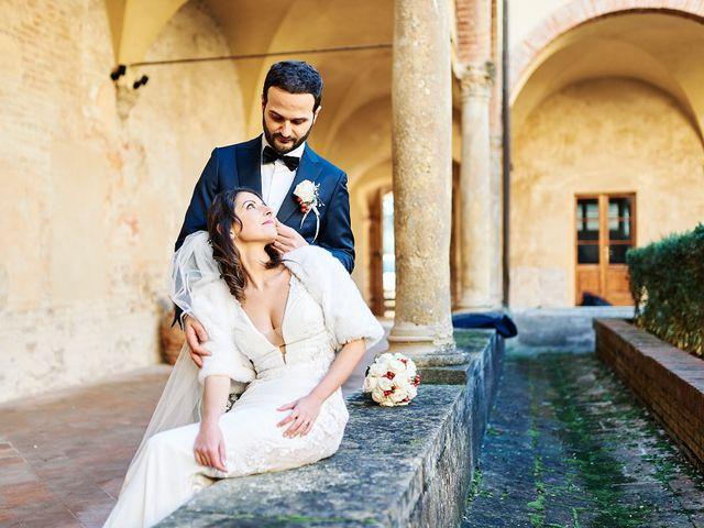Il matrimonio di Francesco e Rossella a Colle di Val d'Elsa, Siena 3