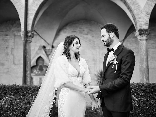Il matrimonio di Francesco e Rossella a Colle di Val d'Elsa, Siena 4