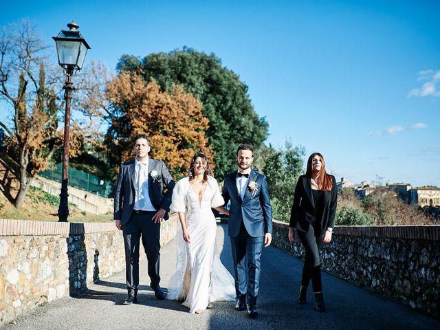 Il matrimonio di Francesco e Rossella a Colle di Val d'Elsa, Siena 5