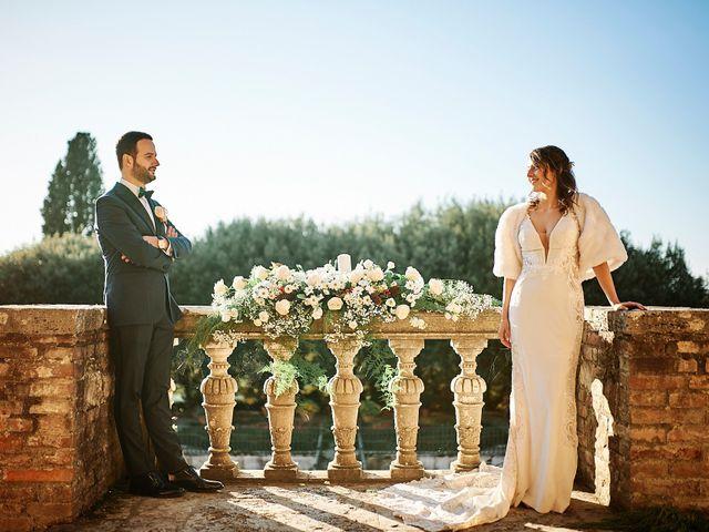Il matrimonio di Francesco e Rossella a Colle di Val d'Elsa, Siena 6