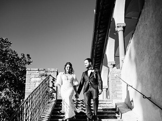 Il matrimonio di Francesco e Rossella a Colle di Val d'Elsa, Siena 7