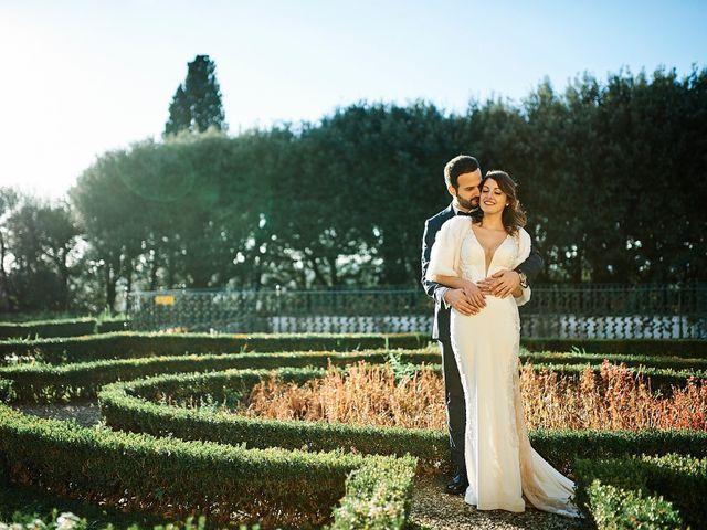 Il matrimonio di Francesco e Rossella a Colle di Val d'Elsa, Siena 8