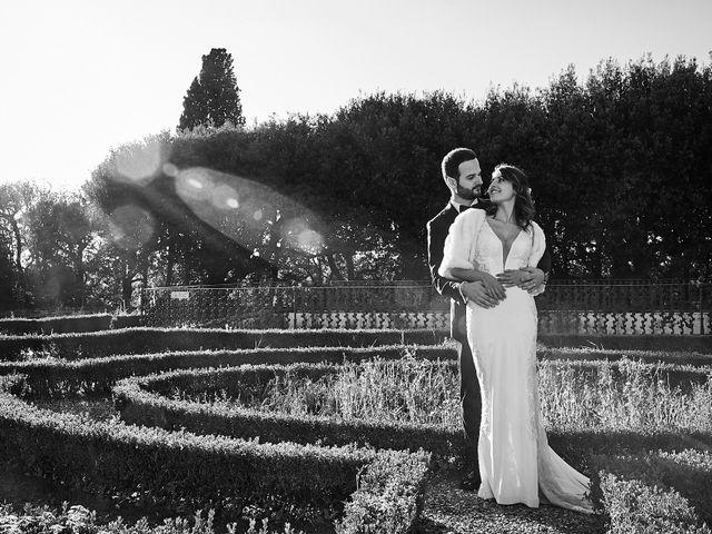 Il matrimonio di Francesco e Rossella a Colle di Val d'Elsa, Siena 9
