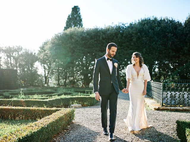 Il matrimonio di Francesco e Rossella a Colle di Val d'Elsa, Siena 10
