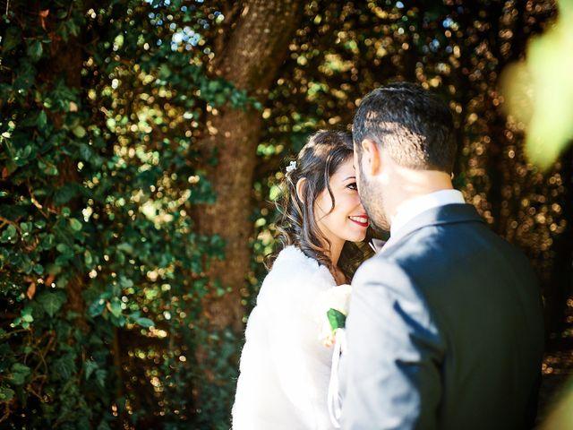 Il matrimonio di Francesco e Rossella a Colle di Val d'Elsa, Siena 11