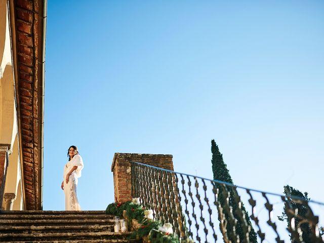 Il matrimonio di Francesco e Rossella a Colle di Val d'Elsa, Siena 1