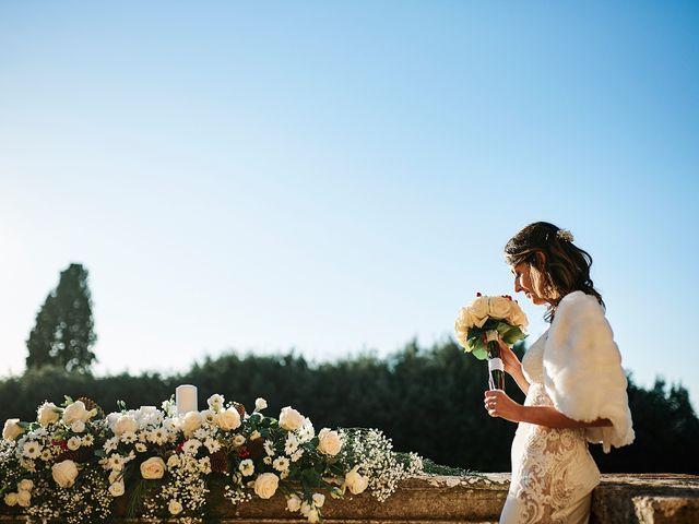 Il matrimonio di Francesco e Rossella a Colle di Val d'Elsa, Siena 2