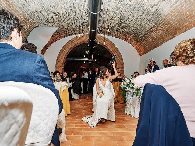 Il matrimonio di Francesco e Rossella a Colle di Val d'Elsa, Siena 14