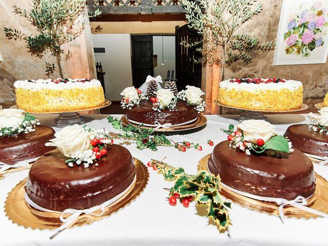 Il matrimonio di Francesco e Rossella a Colle di Val d'Elsa, Siena 15