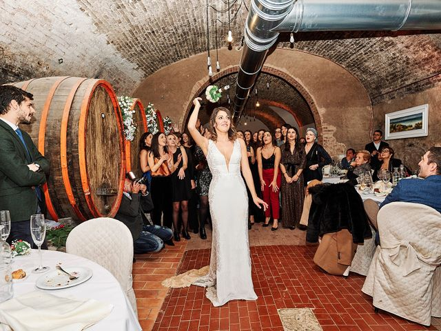 Il matrimonio di Francesco e Rossella a Colle di Val d'Elsa, Siena 16