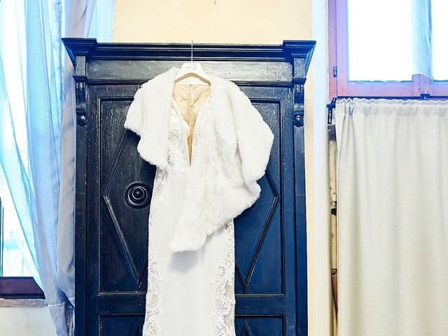 Il matrimonio di Francesco e Rossella a Colle di Val d'Elsa, Siena 17