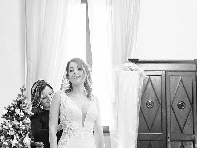 Il matrimonio di Francesco e Rossella a Colle di Val d'Elsa, Siena 25