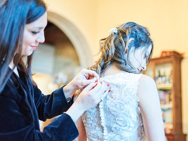 Il matrimonio di Francesco e Rossella a Colle di Val d'Elsa, Siena 27
