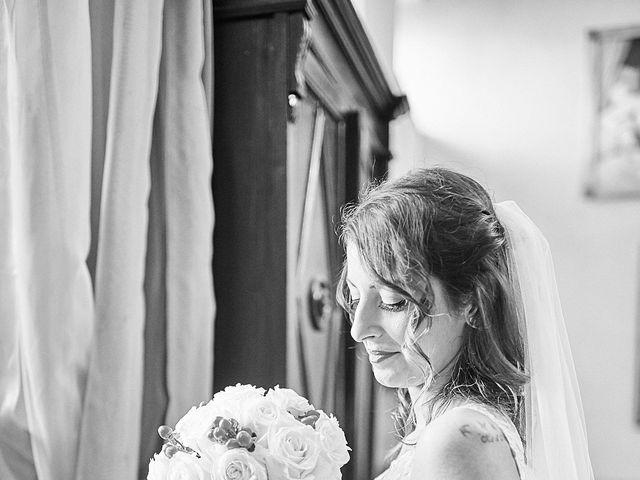 Il matrimonio di Francesco e Rossella a Colle di Val d'Elsa, Siena 32