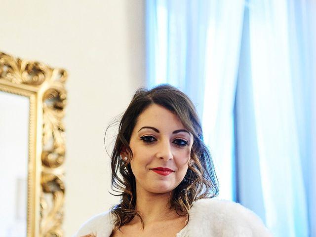 Il matrimonio di Francesco e Rossella a Colle di Val d'Elsa, Siena 33