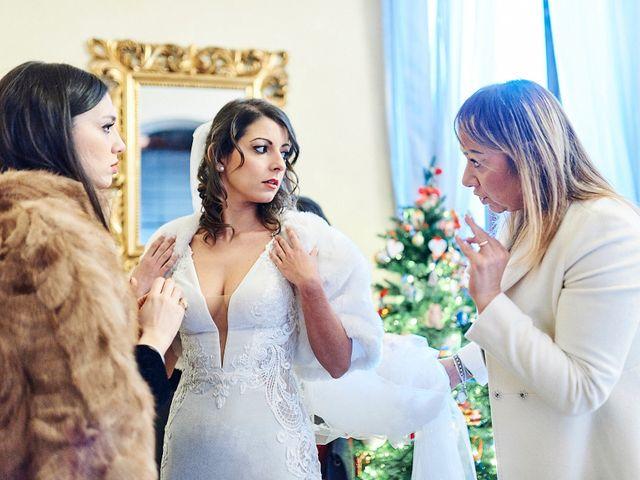 Il matrimonio di Francesco e Rossella a Colle di Val d'Elsa, Siena 34