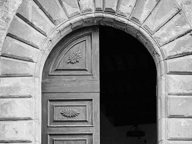Il matrimonio di Francesco e Rossella a Colle di Val d'Elsa, Siena 36