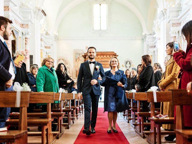 Il matrimonio di Francesco e Rossella a Colle di Val d'Elsa, Siena 39