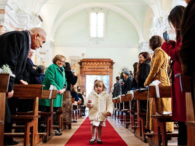 Il matrimonio di Francesco e Rossella a Colle di Val d'Elsa, Siena 41