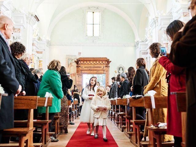 Il matrimonio di Francesco e Rossella a Colle di Val d'Elsa, Siena 42