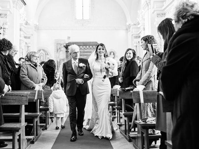 Il matrimonio di Francesco e Rossella a Colle di Val d'Elsa, Siena 43