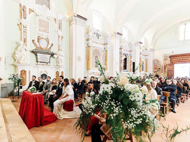Il matrimonio di Francesco e Rossella a Colle di Val d'Elsa, Siena 44