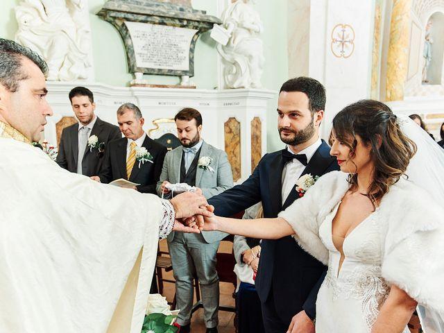 Il matrimonio di Francesco e Rossella a Colle di Val d'Elsa, Siena 45