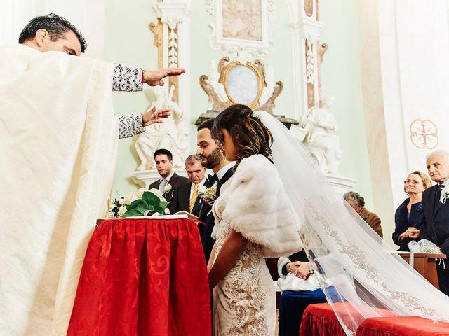 Il matrimonio di Francesco e Rossella a Colle di Val d'Elsa, Siena 46