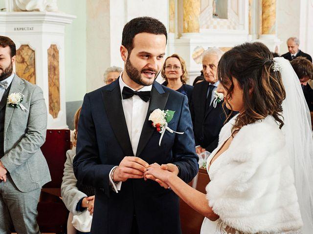 Il matrimonio di Francesco e Rossella a Colle di Val d'Elsa, Siena 47