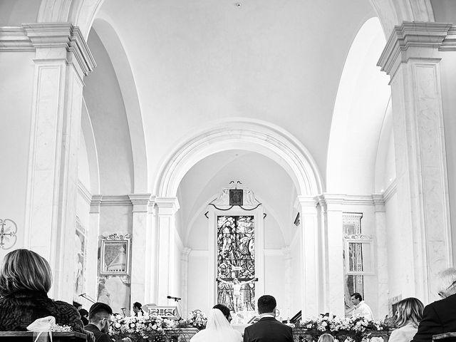 Il matrimonio di Francesco e Rossella a Colle di Val d'Elsa, Siena 48
