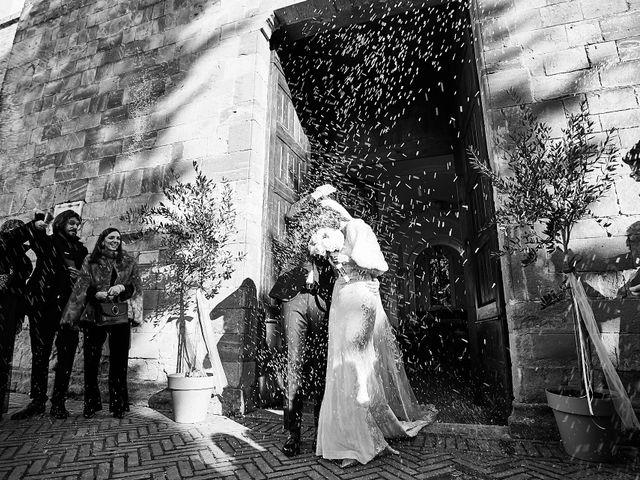 Il matrimonio di Francesco e Rossella a Colle di Val d'Elsa, Siena 49