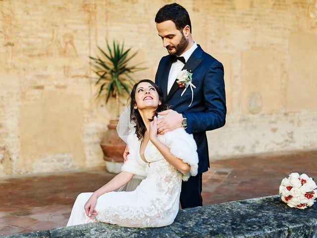 Il matrimonio di Francesco e Rossella a Colle di Val d'Elsa, Siena 50