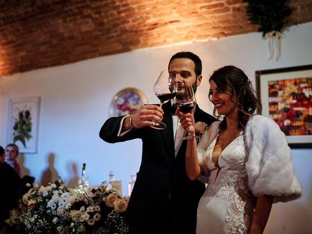 Il matrimonio di Francesco e Rossella a Colle di Val d'Elsa, Siena 52
