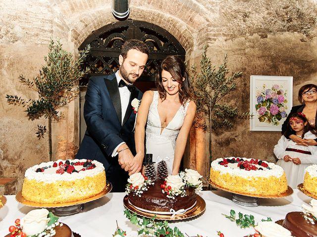Il matrimonio di Francesco e Rossella a Colle di Val d'Elsa, Siena 53