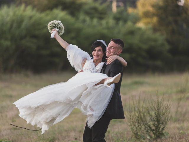 Le nozze di Ylenia e Luca