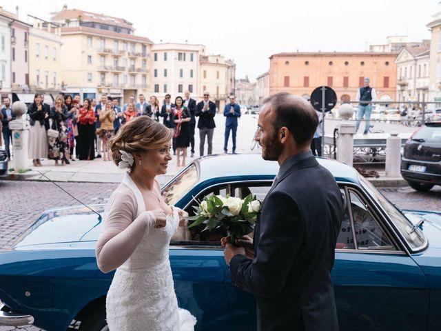 Il matrimonio di Giuliana e Riccardo a Casalmaggiore, Cremona 30