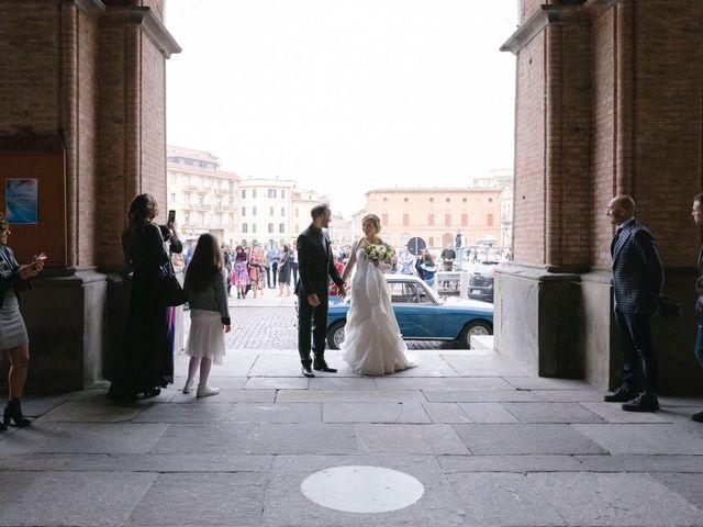 Il matrimonio di Giuliana e Riccardo a Casalmaggiore, Cremona 31