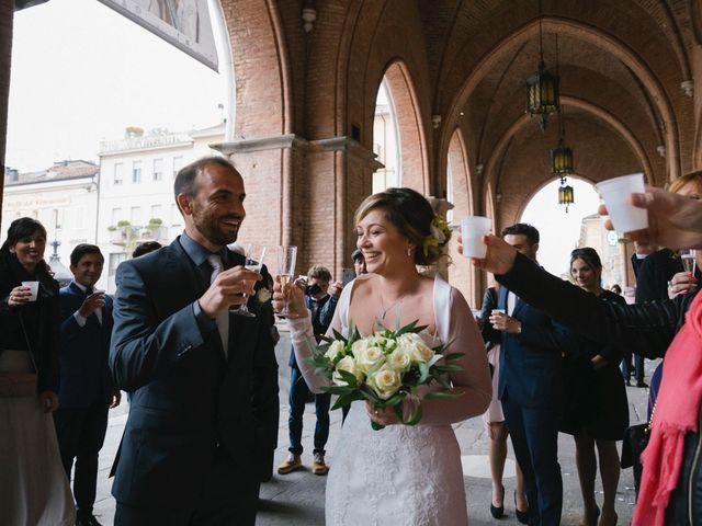 Il matrimonio di Giuliana e Riccardo a Casalmaggiore, Cremona 61