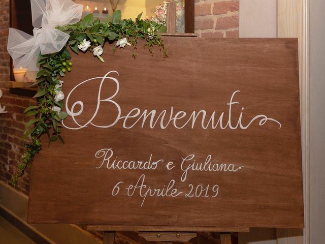 Il matrimonio di Giuliana e Riccardo a Casalmaggiore, Cremona 74