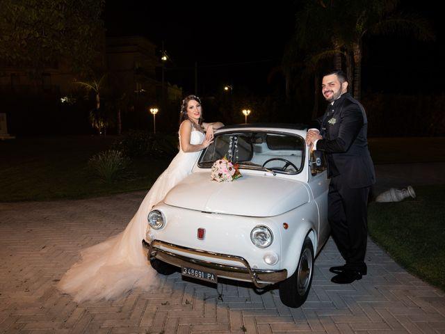 Il matrimonio di Gabriele e Jessica a Palermo, Palermo 30