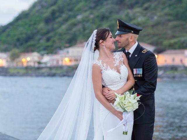 Il matrimonio di Federica e Alessio a San Giovanni la Punta, Catania 13