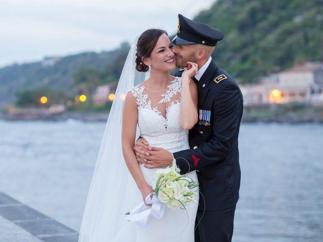 Il matrimonio di Federica e Alessio a San Giovanni la Punta, Catania 14