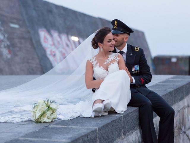 Il matrimonio di Federica e Alessio a San Giovanni la Punta, Catania 15