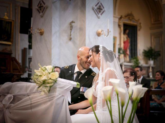 Il matrimonio di Federica e Alessio a San Giovanni la Punta, Catania 27