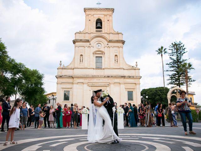 Il matrimonio di Federica e Alessio a San Giovanni la Punta, Catania 1