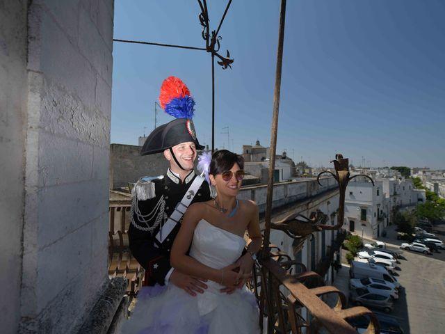 Il matrimonio di Antonello e Grazia a Martina Franca, Taranto 10