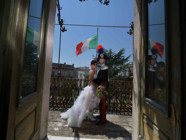 Il matrimonio di Antonello e Grazia a Martina Franca, Taranto 11