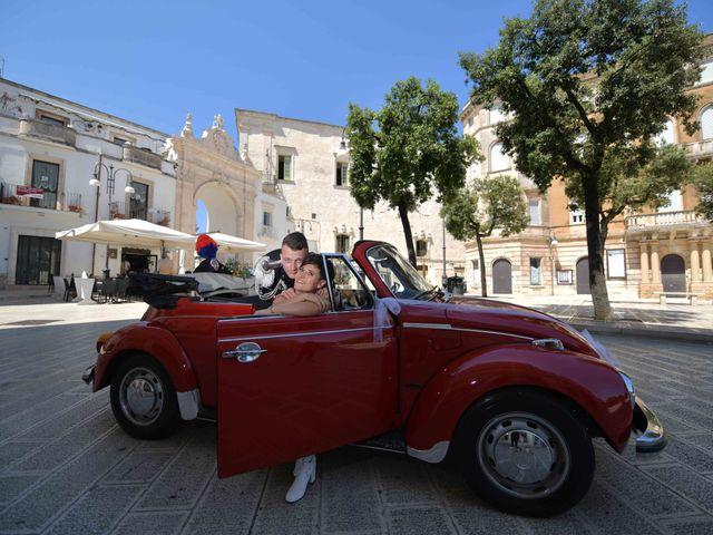 Il matrimonio di Antonello e Grazia a Martina Franca, Taranto 12