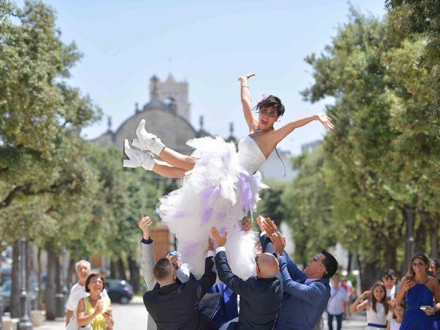 Il matrimonio di Antonello e Grazia a Martina Franca, Taranto 14