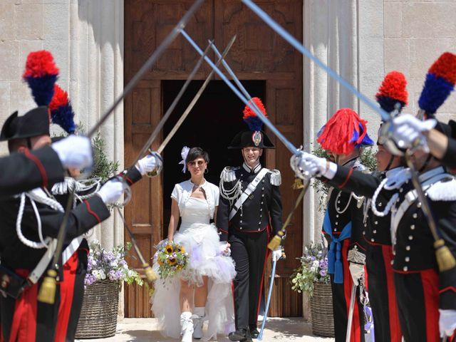 Il matrimonio di Antonello e Grazia a Martina Franca, Taranto 15